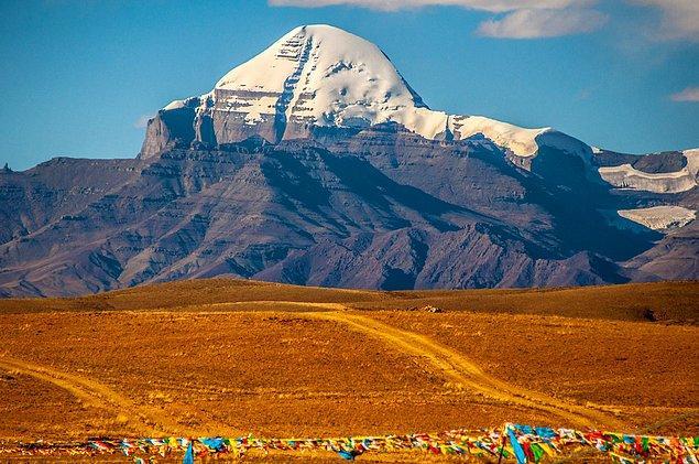 25. Kailash Dağı, Tibet