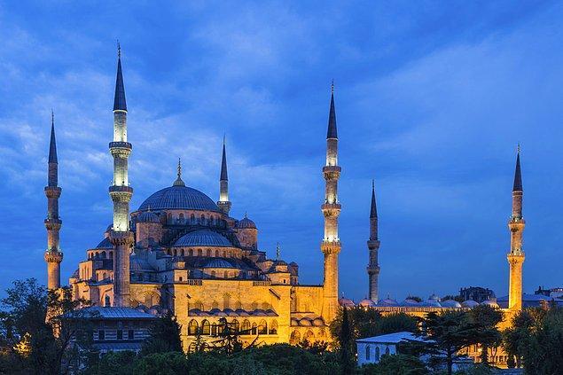 28. Sultan Ahmet Camii, İstanbul