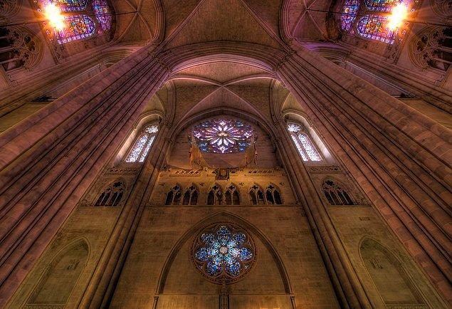 37. Saint John The Divine Katedrali; New York