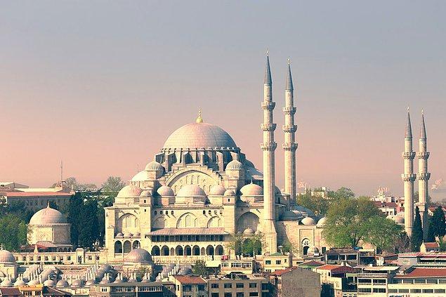 41. Süleymaniye Camii, İstanbul