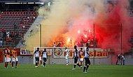 Galatasaray-Udinese Maçı Yarıda Kaldı