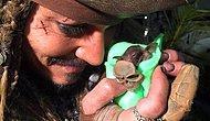 Bu Günü Kaptan Jack Sparrow'un Elleriyle Yarasa Beslediği Gün Olarak Hatırlayacaksınız