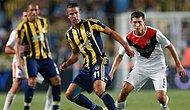 Fenerbahçe 0-0 Shakhtar Donetsk