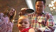 Babalara Kızlarının Saçlarını Yapmayı Öğreten Bu Kuaför Salonu Çok Tutuldu!