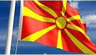 Makedonya'nın Başkenti Üsküp'te Patlama