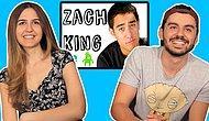 Gençlerin Tepkisi: Zach King (Vine Fenomeni)