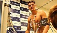 Gomez Sağlık Kontrolünden Geçti