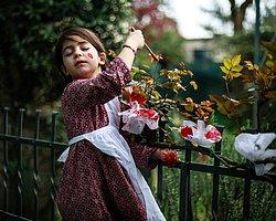Kızını Film ve Masal Karakterleri Gibi Giydiren Annenin Objektifinden 14 Şirin Kare