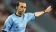 TFF Süper Kupa Maçını Cüneyt Çakır Yönetecek