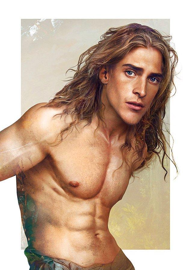 ...daha vahşi ve daha aşık bir Tarzan'a. ❤️❤️❤️