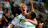 Almanya Süper Kupası Wolfsburg'un