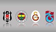 Dört Büyüklerin 2015-2016 Sezonu Formaları