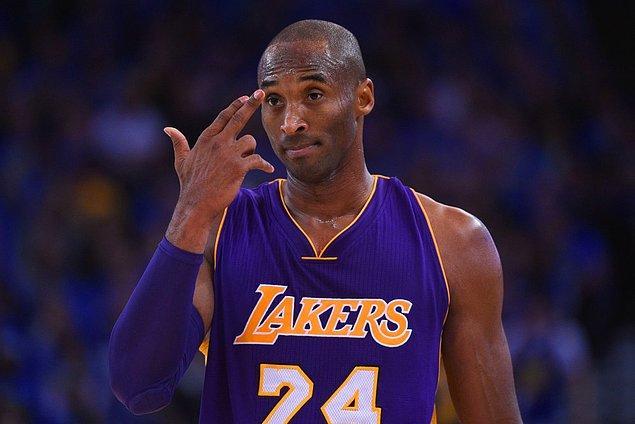7. Kobe Bryant