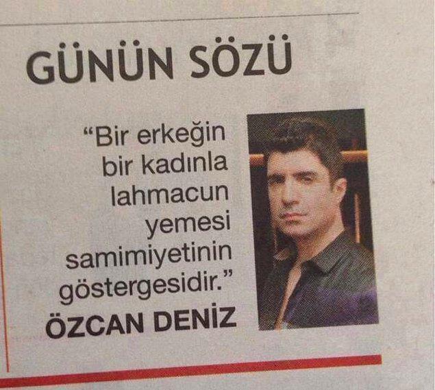 13. Aslında Türkiye'de yaşayan insanlar, kendi ilişki formlarını kendilerine özgü oluşturuyor. Örneğin Lovebuddy'nizle lahmacun yemenin tadını hiçbir şeyde bulamayabilirsiniz.
