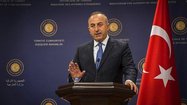 Çavuşoğlu: 'Özür dilememiz gerekmez'