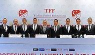 TFF 9 Hakemle Profesyonel Sözleşme İmzaladı
