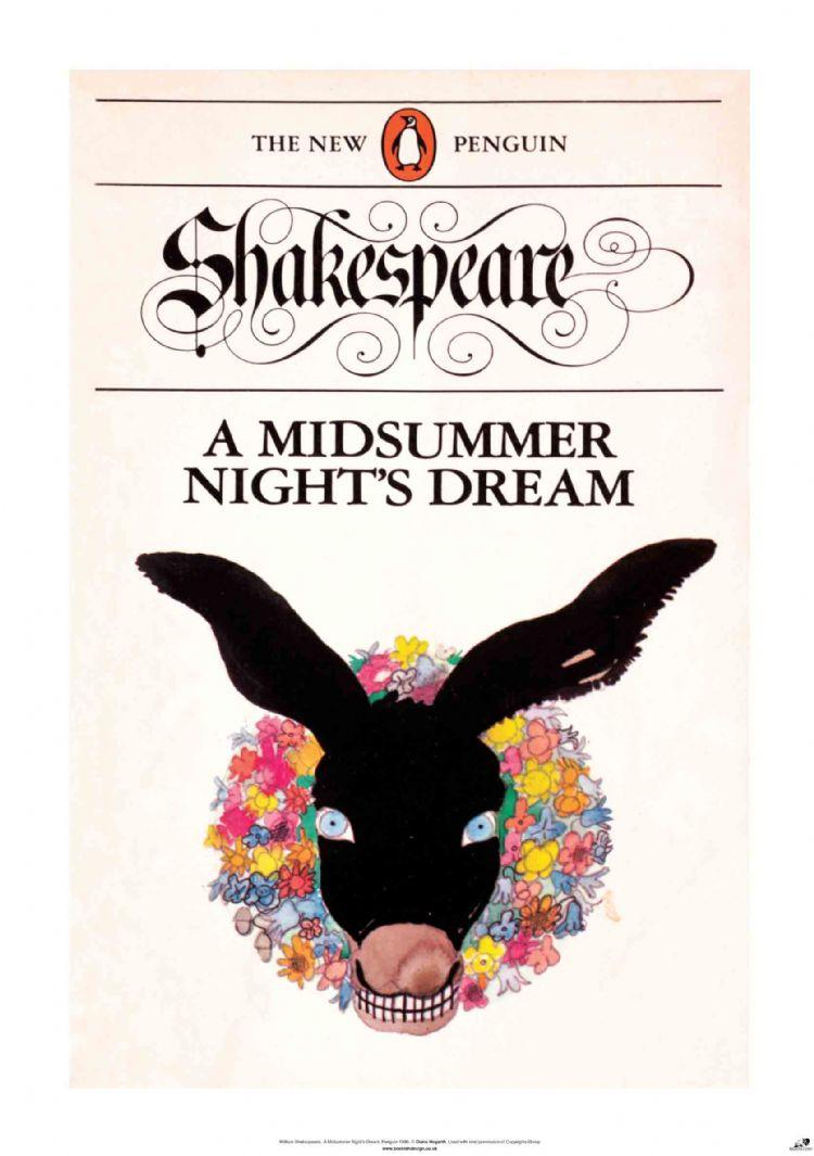 the use of night as a motif in william shakespeares a midsummer nights dream