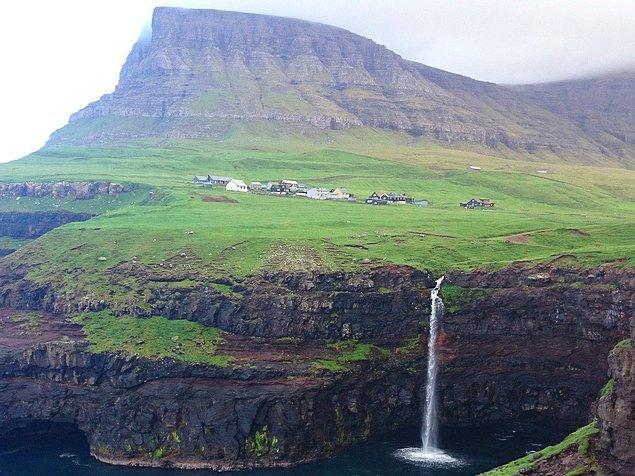 Gunnar'a göre Faroe Adaları mutlaka görülmesi gereken yerlerden.