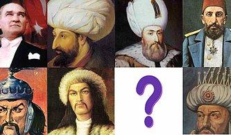 Tarihteki Hangi Türk Lider Senin Ruh İkizin?
