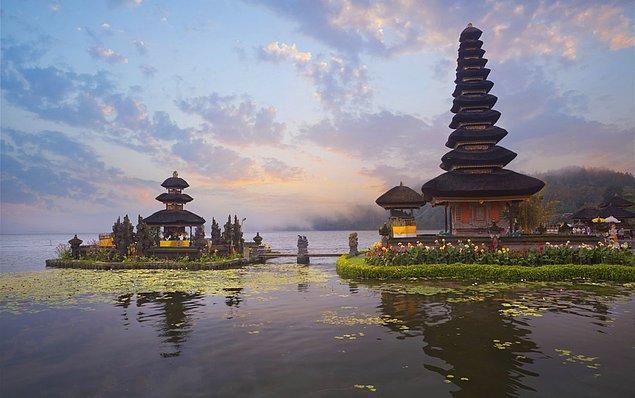 1. Endonezya