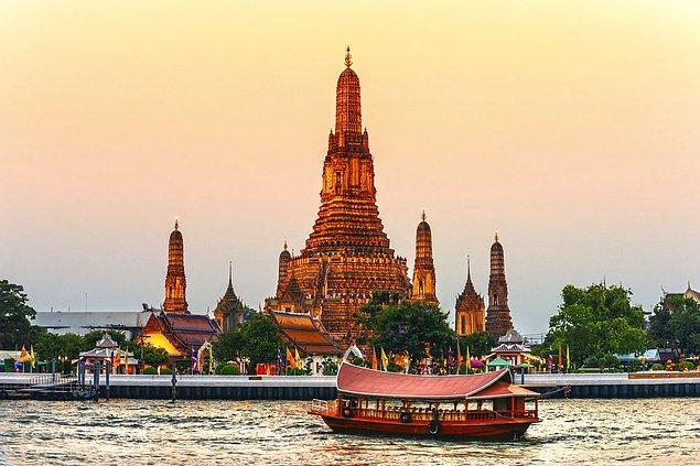5. Tayland
