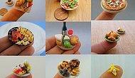 Görüp Görebileceğiniz En Mini Mutfak ve İçindeki Minnoş Yiyecekleri