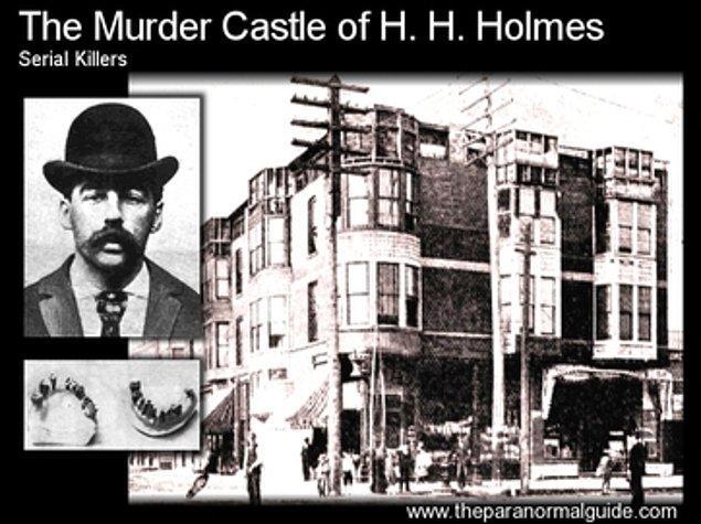 Holmes cesetleri yakıyor veya onları kireç kuyusuna dökerek yok ediyordu.