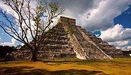 Chichen Itza Piramidinin Altında Yeraltı Nehri Bulundu