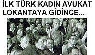 İlk Türk Kadın Avukat Süreyya Ağaoğlu ile Atatürk'ün Arasında Geçen Sıra Dışı Hikaye