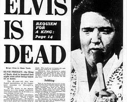 """Ölümünün 38. Yıl Dönümünde """"Kral Yaşıyor"""" mu?"""