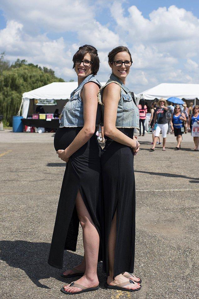 3. Julie ve Lisa York, 31