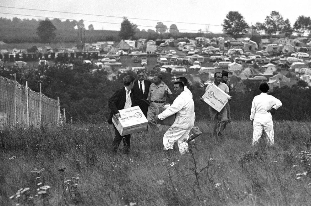 1969 Woodstock'ın D&#...
