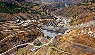 Yukarı kaleköy barajı