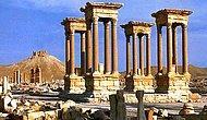 IŞİD Palmyra Antik Kentindeki Tapınağı 'Havaya Uçurdu'