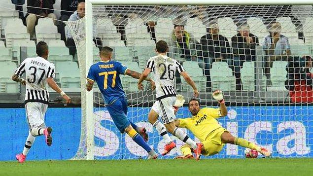 Serie A sürprizlere sahne oldu