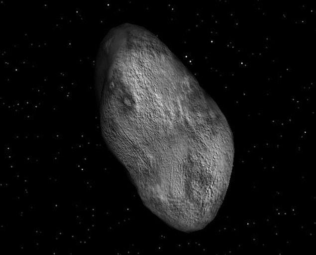 5. Güneş sisteminin en küçük uydusu Jüpiter'in uydusu Leda'dır. Sadece 14 km çapındadır.