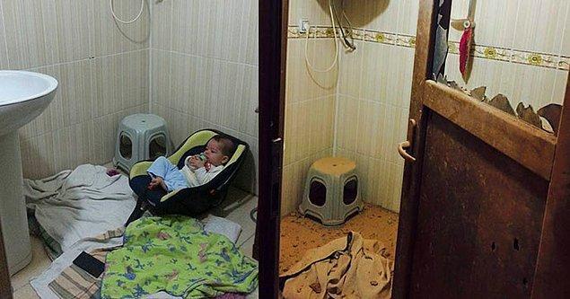 7. Şemdinli'de Çatışmada Banyoya Saklanan Bebeğin Mucize Kurtuluşu...