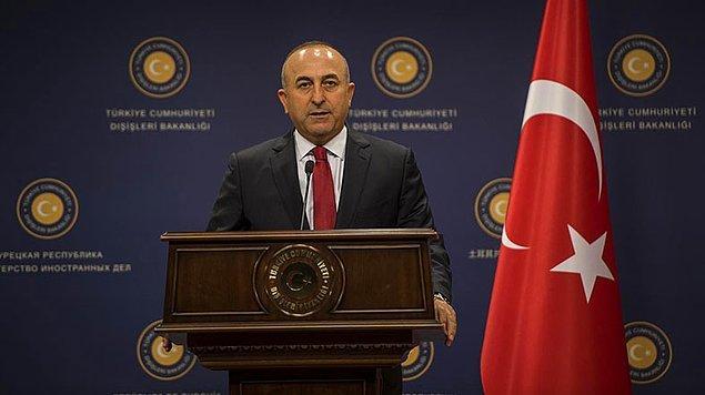 7. Çavuşoğlu: IŞİD'e Ortak Operasyon İçin ABD ile İmzalar Atıldı
