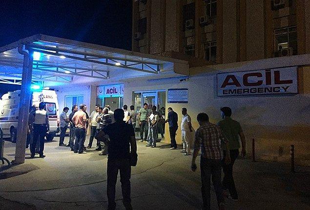 3. Mardin'de Polis Aracı Devrildi: 1 Şehit