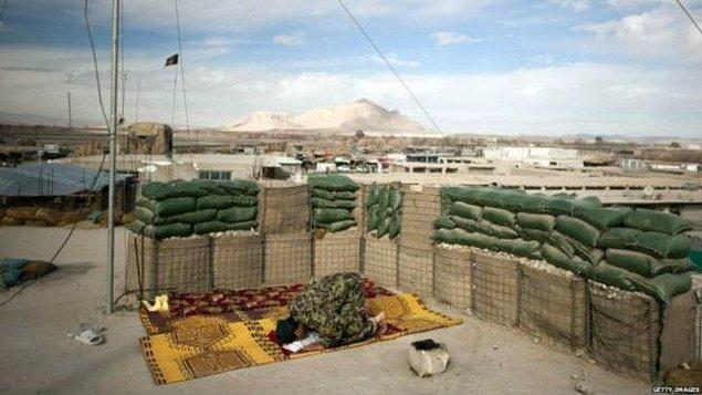 İki NATO askeri öldürüldü