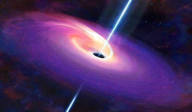 """10. Stephen Hawking Bilim Dünyasını Salladı: """"Kara Delikten Başka Bir Evrene Geçiş Mümkün!"""""""