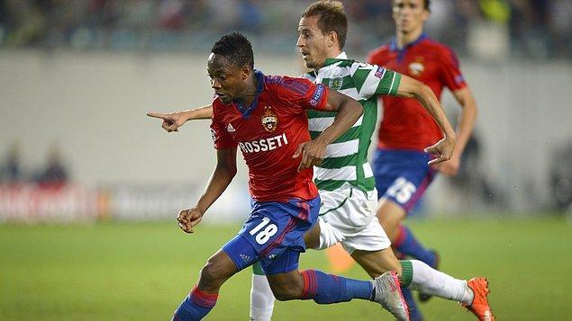 CSKA Moskva 3-1 Sporting