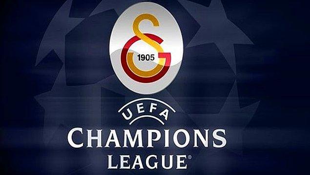 10- Galatasaray'ın Şampiyonlar Ligi'ndeki Rakipleri Belli Oldu