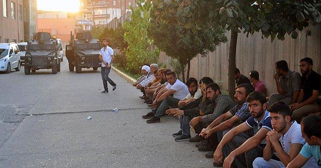 """HDP'li Sarıyıldız: """"İlçe çok gergin"""""""