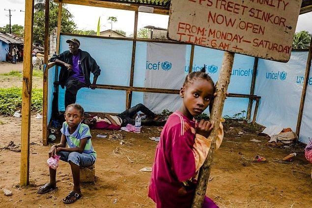 Ebola ve çatışmalar, Afrika'daki mutsuzlukta belirleyici