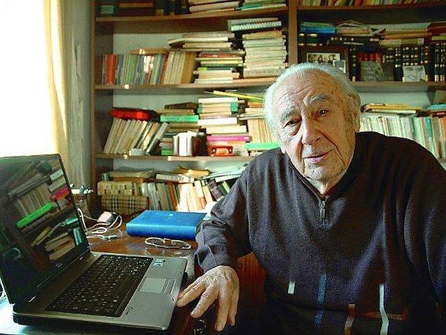 8. Gazeteci ve Yazar Oktay Akbal Hayatını Kaybetti