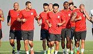 Galatasaray'ın Konya Kafilesi Belli Oldu