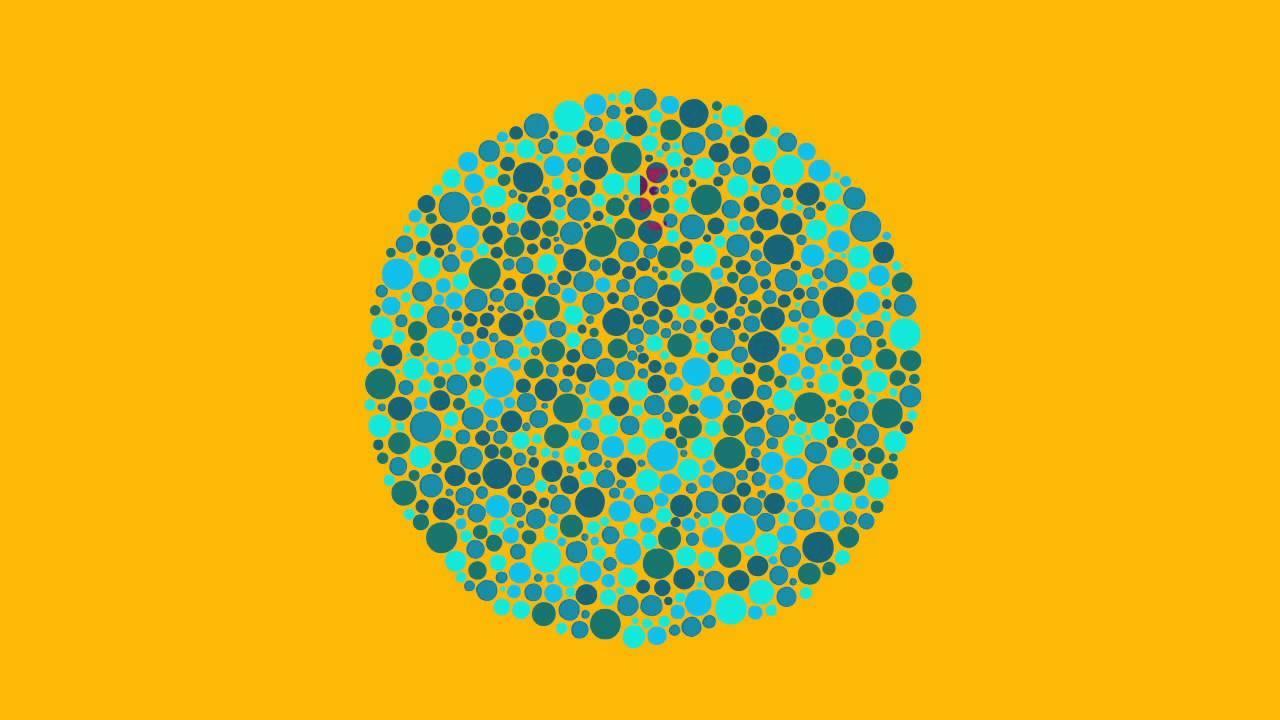 Bu Renk Körlüğü Testinden Geçebilecek Misin Onediocom