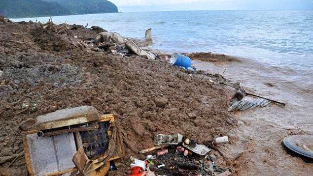 Uzmanlardan Tepki: Karadeniz Çöp Kovası Değildir