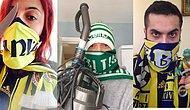 Celtic ve Fenerbahçe Taraftarları Arasında Çıkan Bıçaklı Komik Atışma